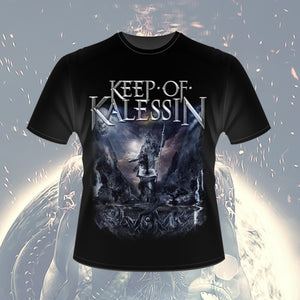 NEW!!! Keep Of Kalessin - Heaven of Sin T-shirt