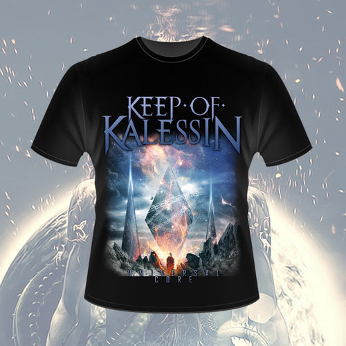 Keep Of Kalessin - Universal Core T-shirt