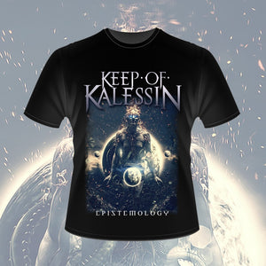 Keep Of Kalessin (Epistemology) premium cover T-Shirt
