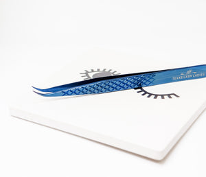 Mega Volume Royal Blue Tweezer