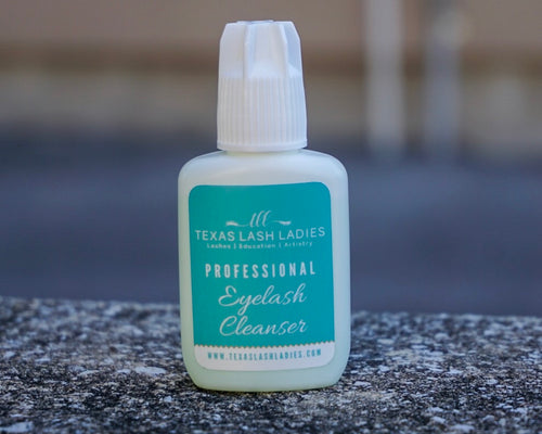 Professional Eyelash Cleanser