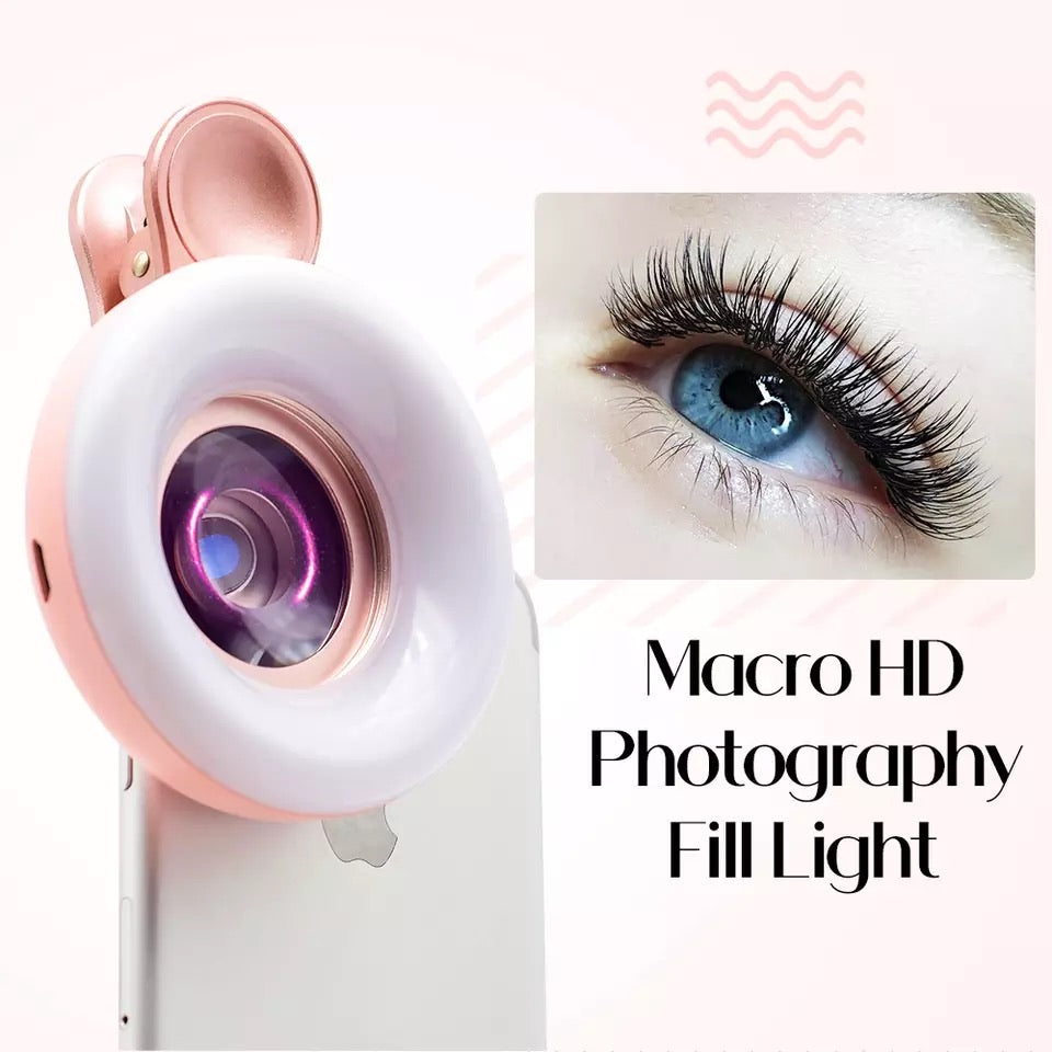 Maco Phone Lens & Light
