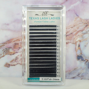 Volume Mixed Trays