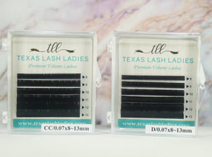 Sample Volume Lashes