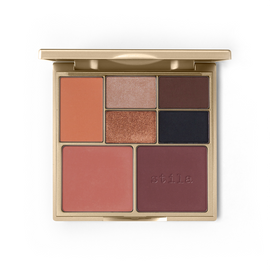 Perfect Me, Perfect Hue Eye & Cheek Palette Tan Deep - eye & cheek palette - Stila Canada