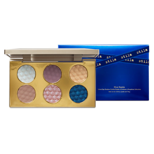 Blue Realm Velvet Eye Shadow Palette