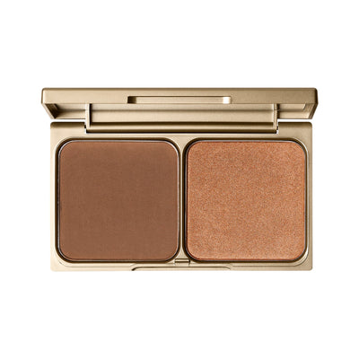 Stila Twin Cheeks Kitten & Bronzer Duo