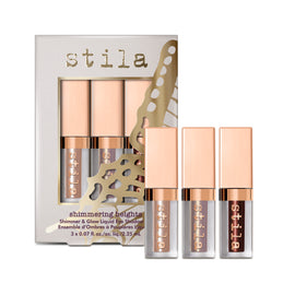 Shimmering Heights - Shimmer & Glow Liquid Eye Shadow Set - Shimmering Heights - Shimmer & Glow Liquid Eye Shadow Set - Stila Canada