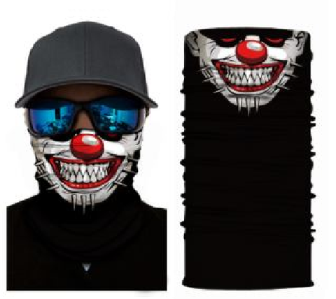MeanMuggz face wear - Clown 7