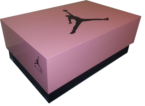 Giant Shoe Box - Extra Long Lid Style