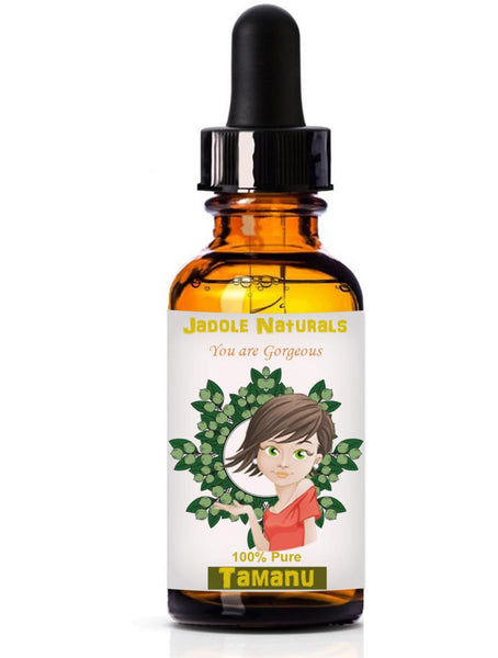 Organic Tamanu Oil Nourishing 30 ml