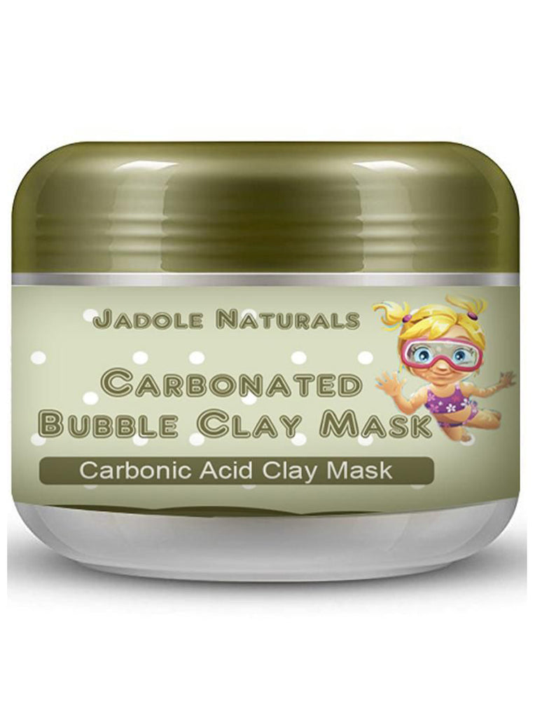 Milky Carbonated Bubble Clay Mask, 100 gm