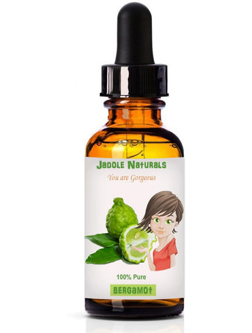 Jadole Naturals Bergamot Essential Oils 30 ml
