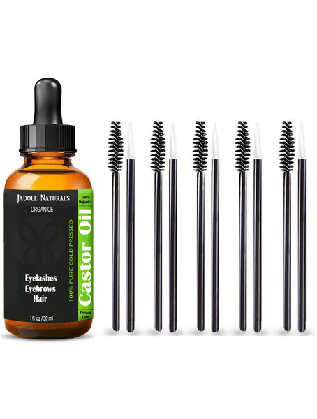 Lash & Brow Booster Oil For Longer Fuller Thicker