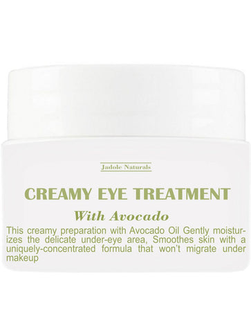 Avocado Eye Treatment Cream