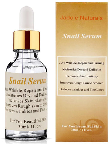Snail Intensive Repair Essence Anti-Aging Hydration Moisturizer Facial Serum