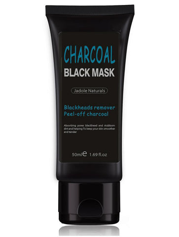 Black Mask, Blackhead Remover , Activated Charcoal Face Mask Peel Off Mask Deep Cleaning Facial Mask