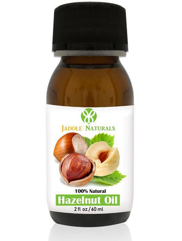 Hazelnut Oil, For Face, Body and Hair