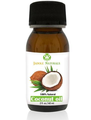 Coconut Oil, For Face, Body and Hair
