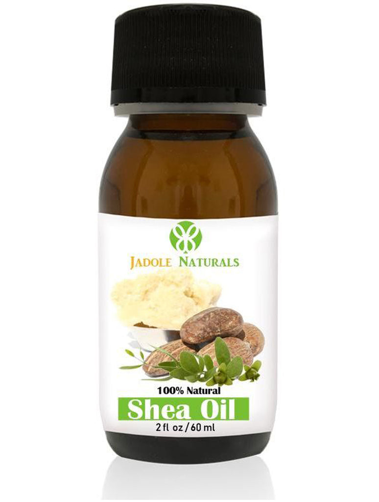 Shea Oil For Face, Body and Hair