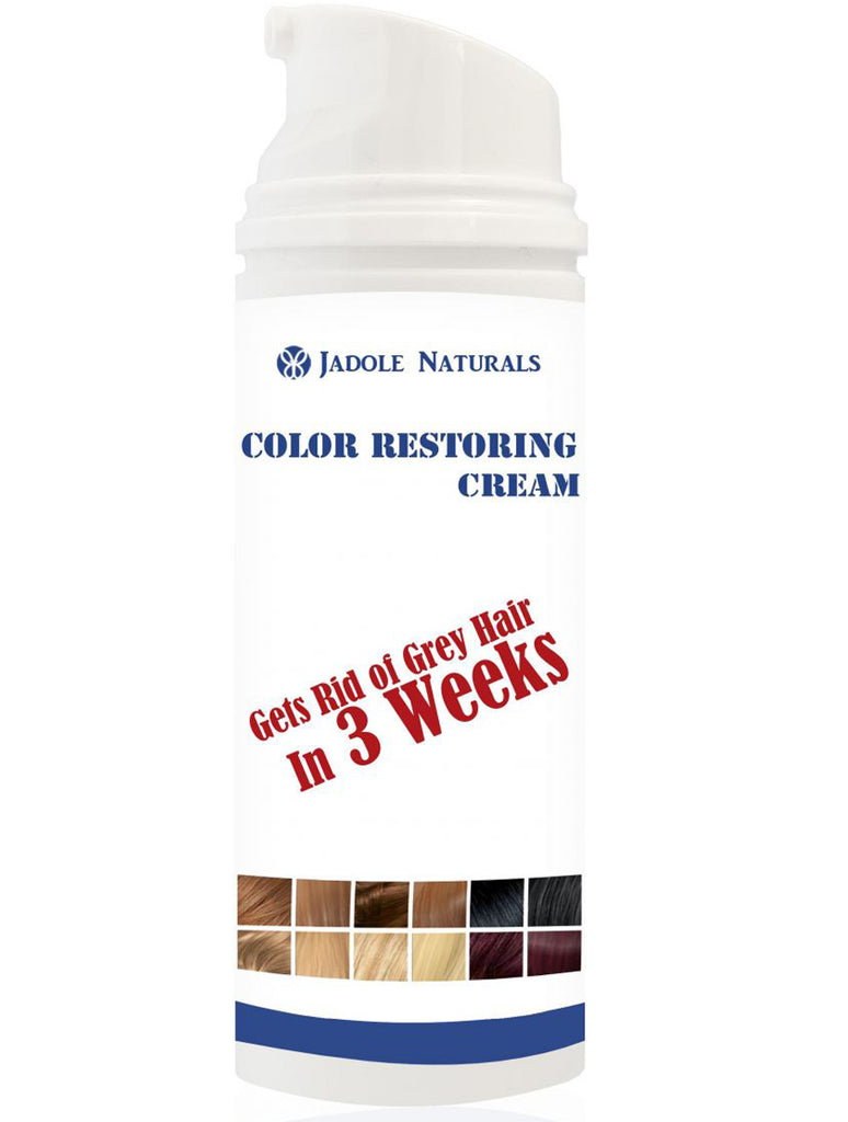 Restoring Hair Color in 3 Weeks