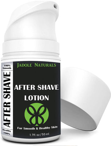Luxury After Shave Lotion for Men Premium After-Shave Lotion Soothes and Moisturizes Face After Shaving - Eliminates Razor Burn for A Silky Smooth Finish