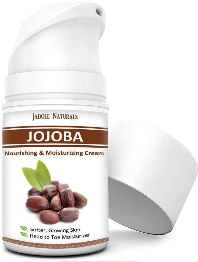 Jojoba Moisturizer Cream Lotion Daily Moisturizer For Face and Body