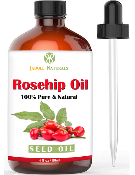 Rosehip Seed Oil Organic 100% Pure Oil 118ml
