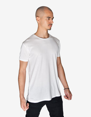 DZ Essential - T-Shirt aus EcoViscose - Castle White