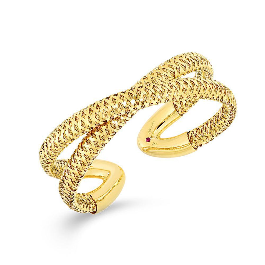 Roberto Coin Flexible Cuff
