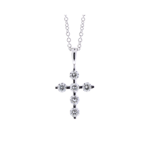 Bachendorf's Diamond Cross Pendant