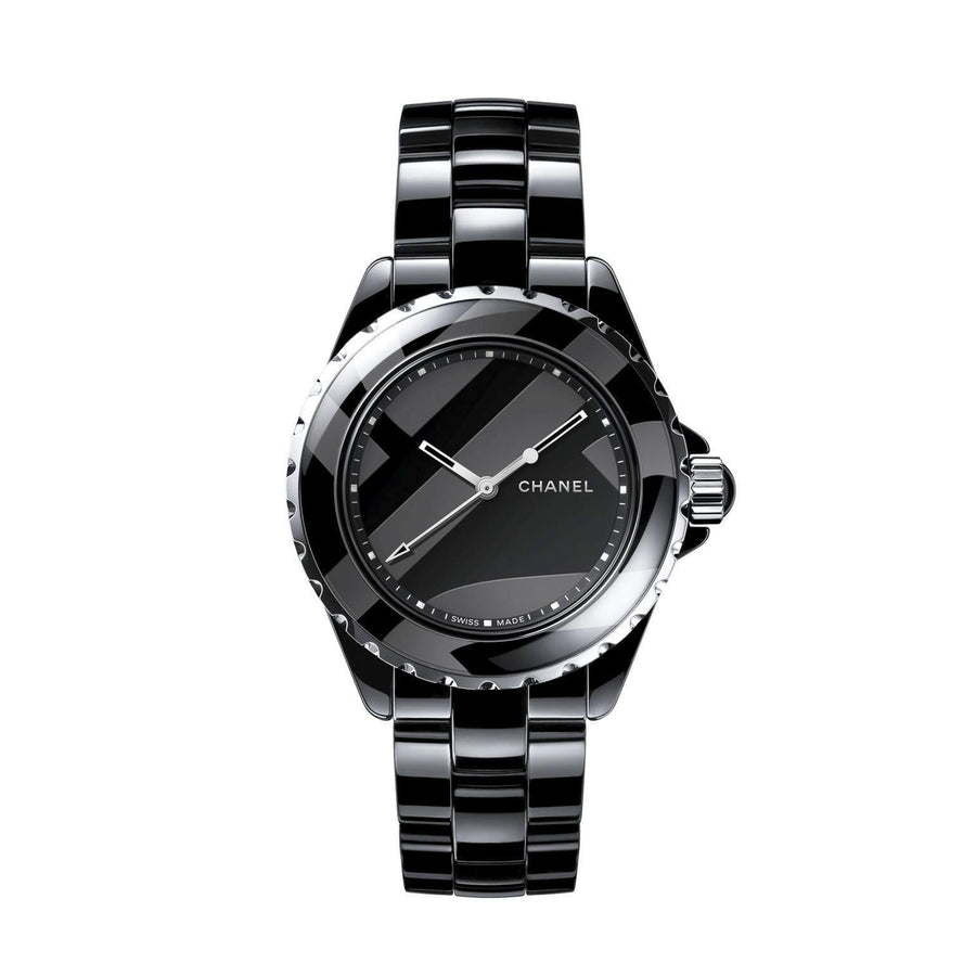Chanel J12 Black Limited Edition-Bachendorf's Dallas - Fort Worth's Finest Designer Jewelry