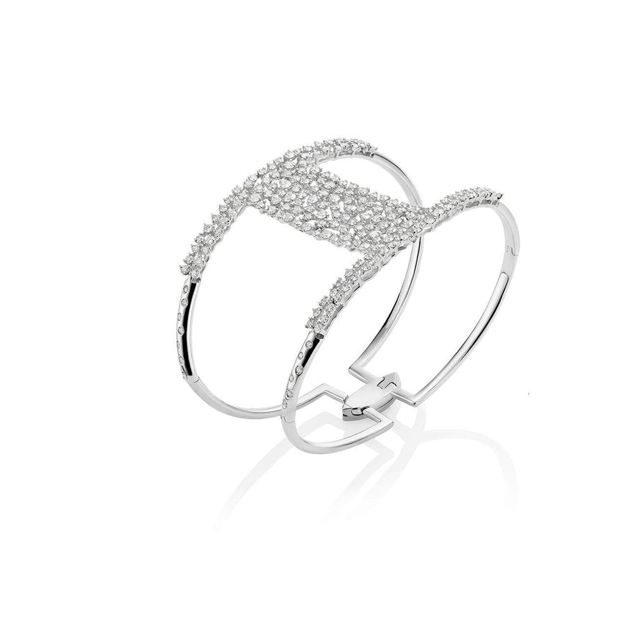 Casato Maureen Wide Diamond Bangle-Bachendorf's Dallas - Fort Worth's Finest Designer Jewelry