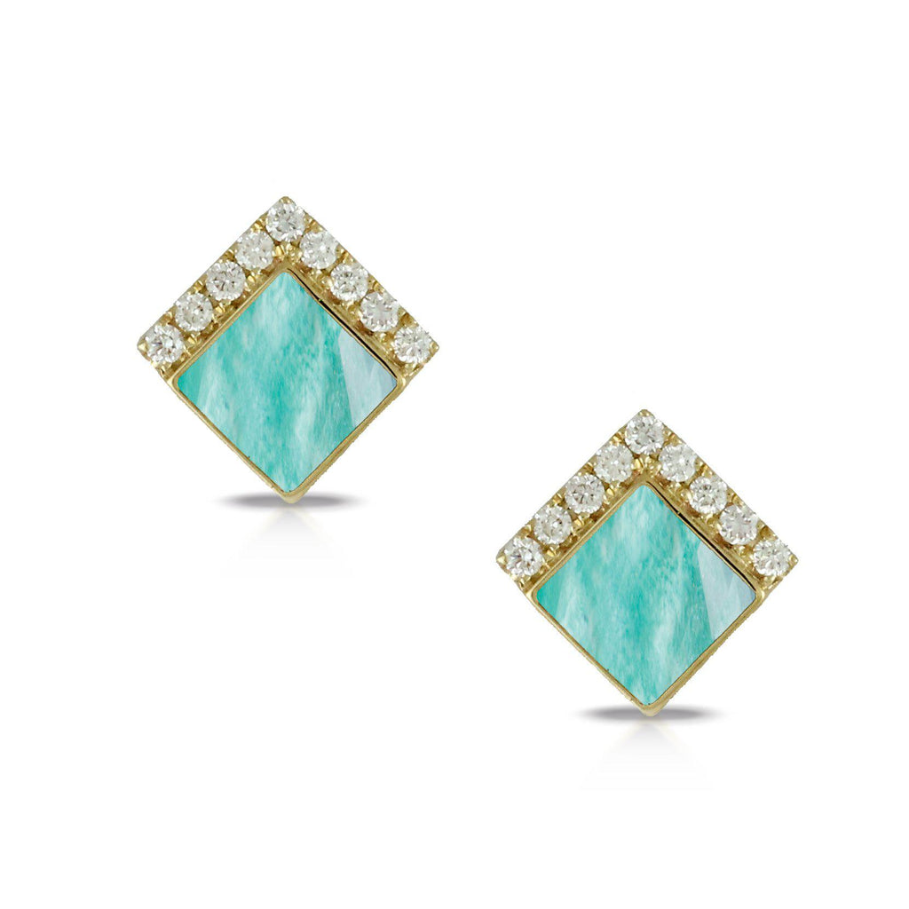 Doves Amazon Breeze Studs-Bachendorf's Dallas - Fort Worth's Finest Designer Jewelry