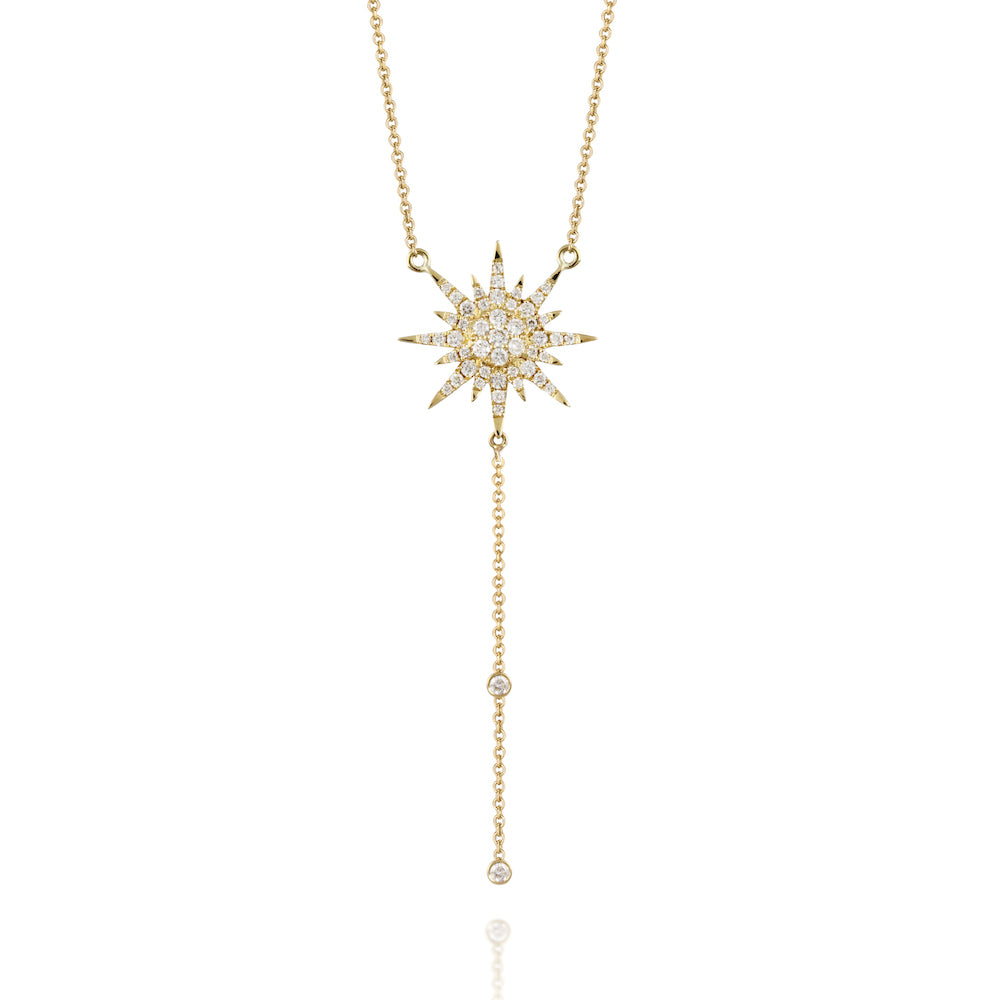 Doves Starburst Necklace-Bachendorf's Dallas - Fort Worth's Finest Designer Jewelry