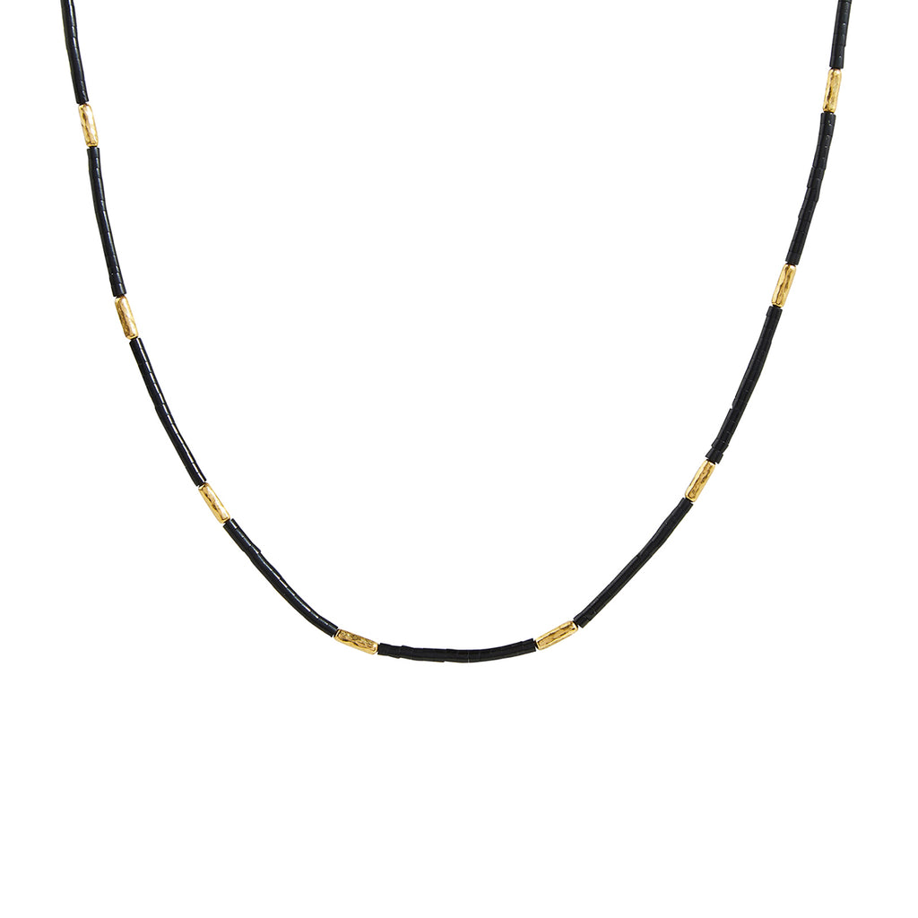 Gurhan Jet Set Strand Necklace