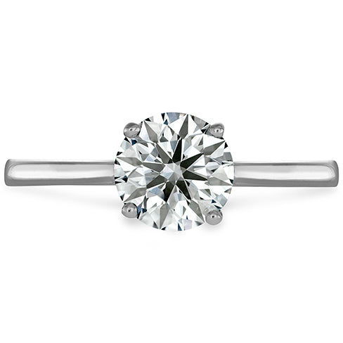 Hearts on Fire Serenity Solitaire Ring-Bachendorf's Dallas - Fort Worth's Finest Designer Jewelry