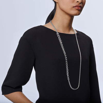John Hardy Asli Classic Chain Link Necklace-Bachendorf's Dallas - Fort Worth's Finest Designer Jewelry