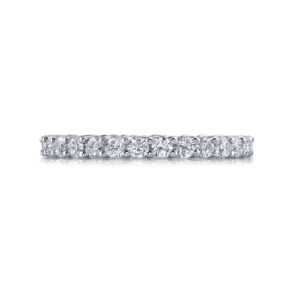 J11-00303 Diamond Eternity Band-Bachendorf's Dallas - Fort Worth's Finest Designer Jewelry