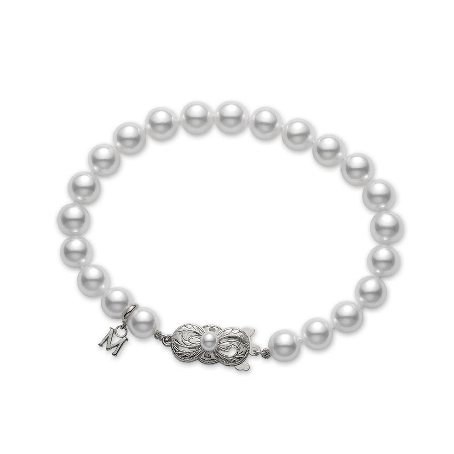 Mikimoto Everyday Essentials Pearl Bracelet-Bachendorf's Dallas - Fort Worth's Finest Designer Jewelry