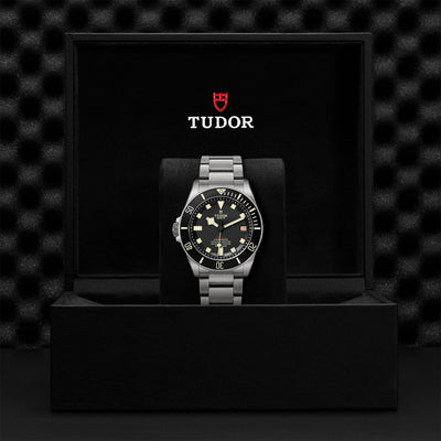 TUDOR Pelagos - Black Dial in box