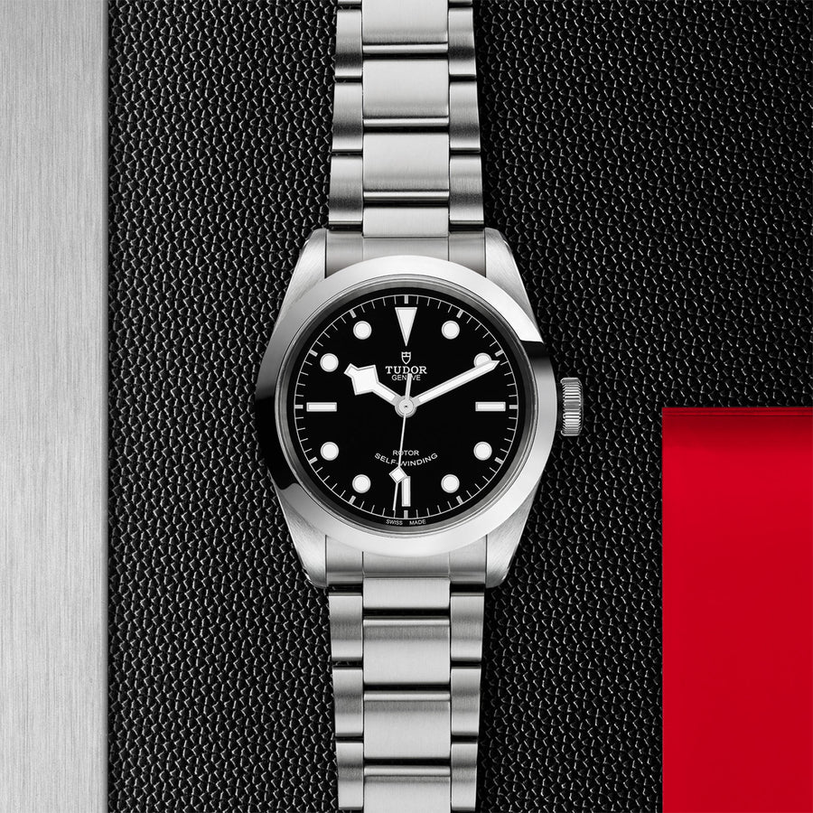 TUDOR Black Bay 41mm Steel
