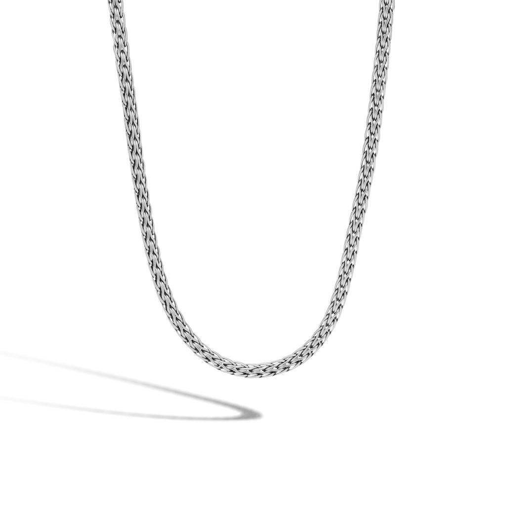 Classic Chain Woven Necklace