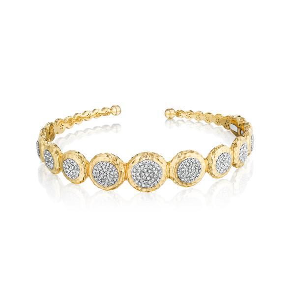 Phillips House Affair Disc Bangle-Bachendorf's Dallas - Fort Worth's Finest Designer Jewelry