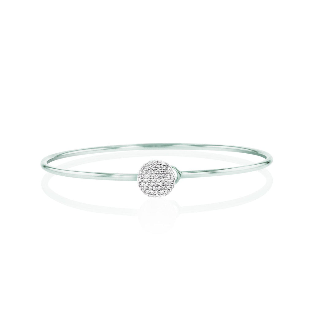 Phillips House Affair Infinity Wire Bangle-Bachendorf's Dallas - Fort Worth's Finest Designer Jewelry