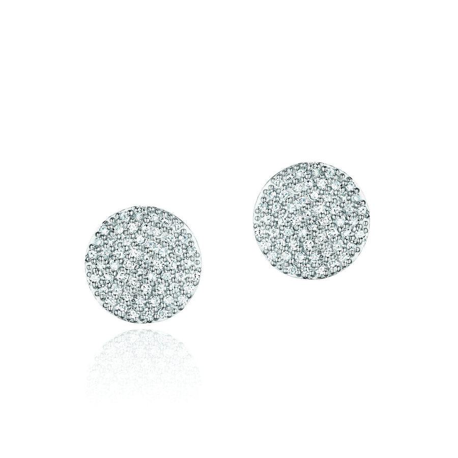 Phillips House Infinity Stud Earrings-Bachendorf's Dallas - Fort Worth's Finest Designer Jewelry