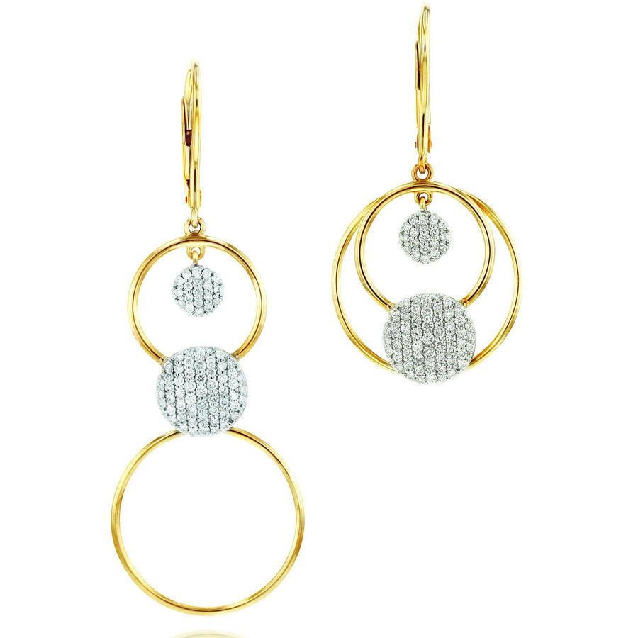 Phillips House Pick-Me Up Earrings-Bachendorf's Dallas - Fort Worth's Finest Designer Jewelry