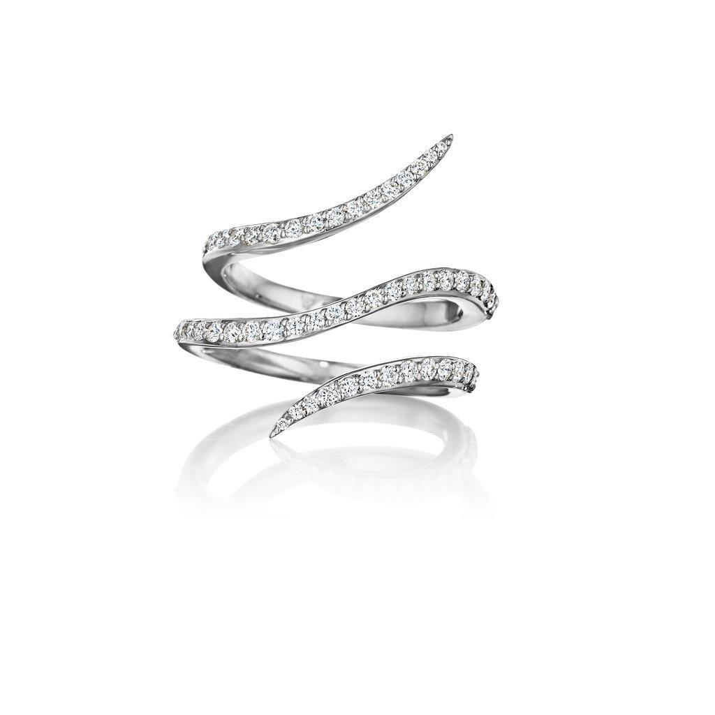 Penny Preville Diamond Wrap-Around Ring-Bachendorf's Dallas - Fort Worth's Finest Designer Jewelry