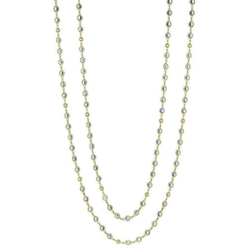 Penny Preville Moonstone Chain