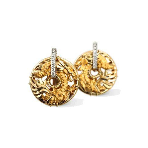 SHANGHAI EARRINGS-Bachendorf's Dallas - Fort Worth's Finest Designer Jewelry